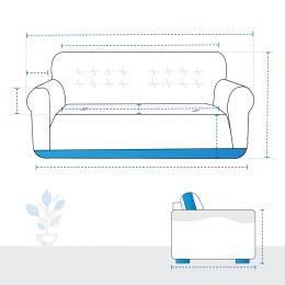 Custom 2 Seater Sofa Slipcover