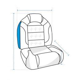 Custom Boat Seat Covers