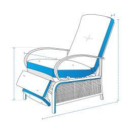 Recliner Covers - Design 1