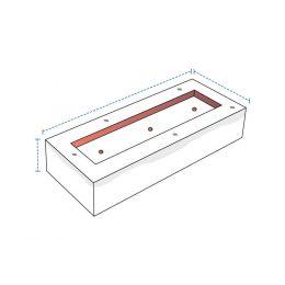 linear firepit cover design 4