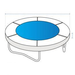Custom Round Trampoline Cover