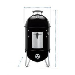 "Grill Cover for Weber Smokey Mountain Cooker Smoker 14"""