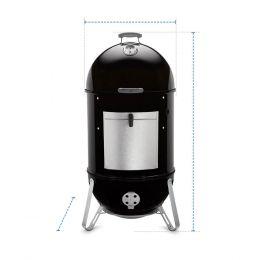 "Grill Cover for Weber Smokey Mountain Cooker Smoker 22"""