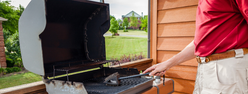 Are You Cleaning Your Grill the Right Way?