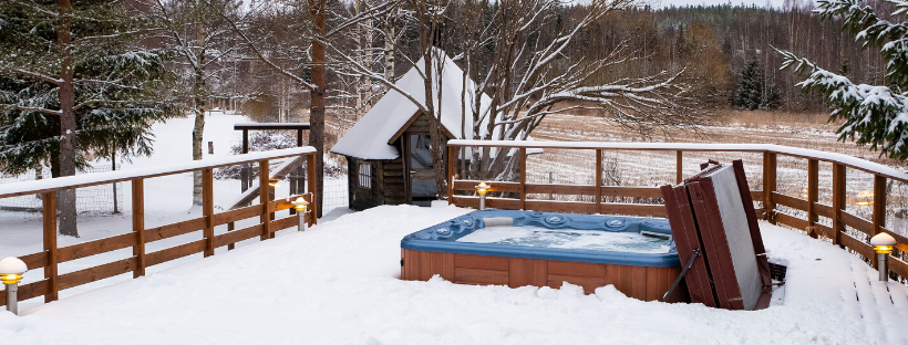 How To Maintain Your Jacuzzi This Winter?