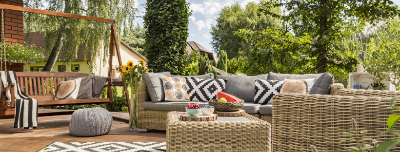 Patio Decoration Ideas That Will Trend In 2020
