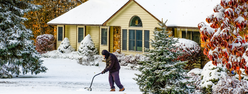 Snow Removal 101- Hacks to Deal with Snow in Your Yard
