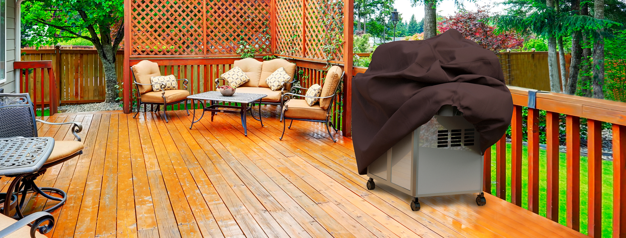 Caring For Your Grill: Covering Solutions 101