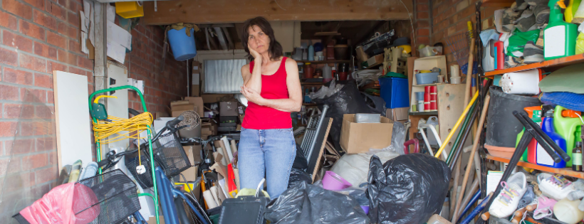 The Game Plan: 5 Ways to Combat Garage Clutter