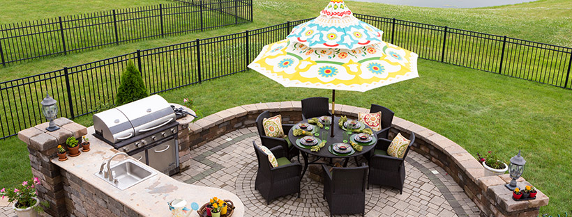 Outdoor Kitchen Island: Give Your Patio The Makeover It Deserves