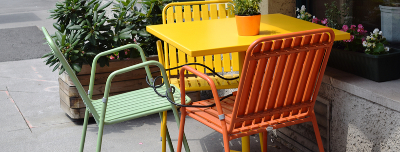 Curating Backyard Furniture: 5 DIY Ideas For  Diamonds In The Rough