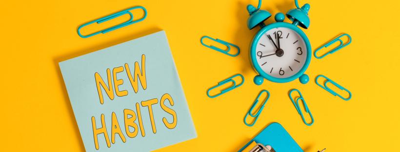 New Habits Banner