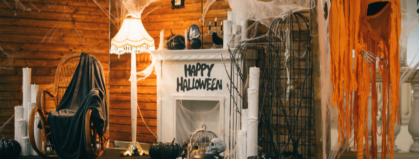Party Down: 11 DIY Decorations You Can Craft for Your Halloween Party