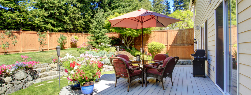 Outdoor Bound: 9 Ideas For Saving Space in Your Backyard With Storage Bags & Other Accessories