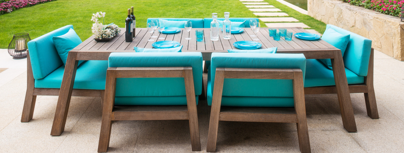 5 Types of Outdoor Furniture: How To Find the  Right Pieces for Your Backyard