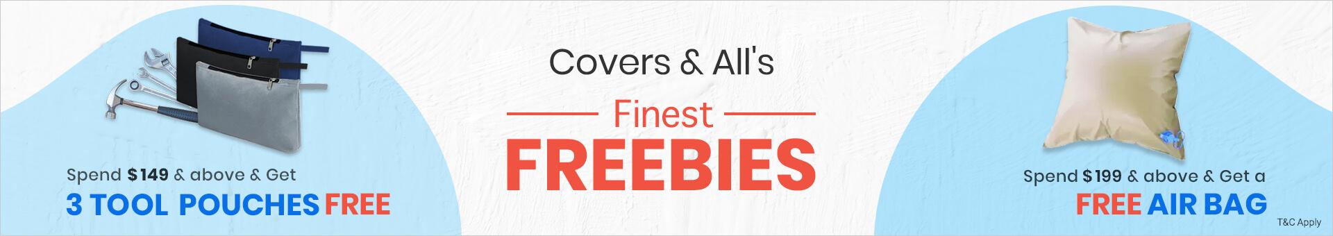 freebie offer